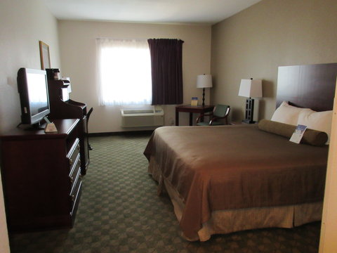 BEST WESTERN Big Spring Lodge - King Room