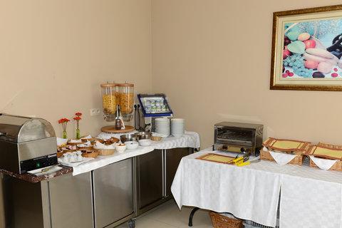 BEST WESTERN Zimmerhotel - Breakfast Area