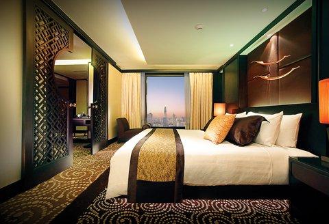 悦榕度假酒店 - Presidential Suite Bedroom