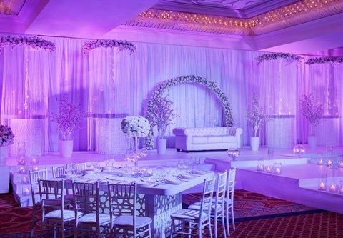 فندق ماريوت جي دبليو دبي - Wedding Setup