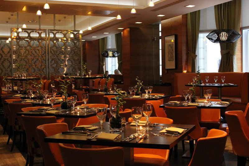 Crowne Plaza Hotel London-Kensington Gastronomía