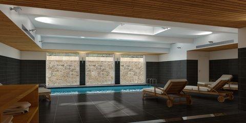AppartHotel Lyon - Swimming Pool