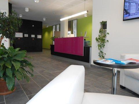 AppartHotel Lyon - Reception