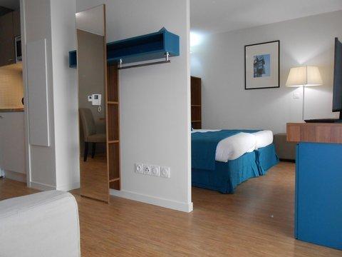 AppartHotel Lyon - Junior Suite