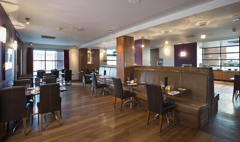 Holiday Inn Manchester-Central Park Gastronomi