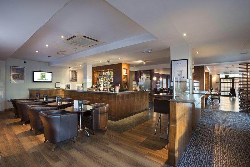 Holiday Inn Manchester-Central Park Salon/Lobi