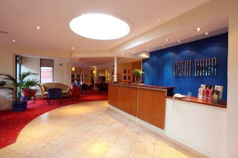 Great Barr Hotel - Reception