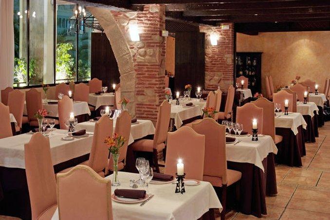 Melia Alicante Étkezés