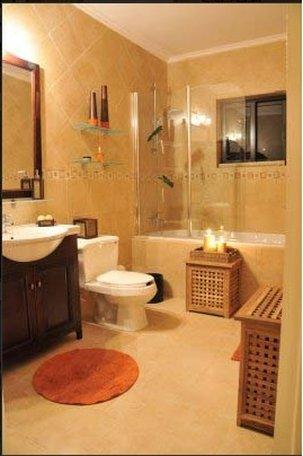 Gold Coast Aruba - Guestroom Bathroom