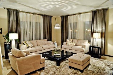 Gold Coast Aruba - Villa Living Room