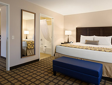 Baymont Inn & Suites San Angelo - One King Bed Suite