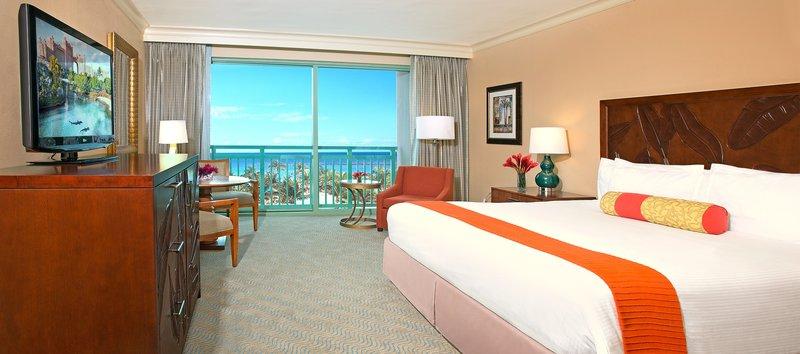 Atlantis Paradise Island Resort Vista do quarto