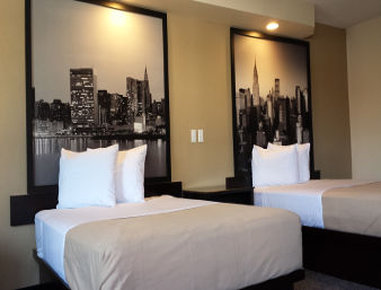 Super 8 Rahway/Newark - 2 Double Bed Room