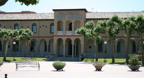 Balneario Vichy Catalan - Exterior
