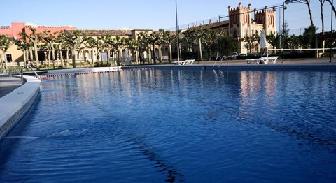 Balneario Vichy Catalan - Pool