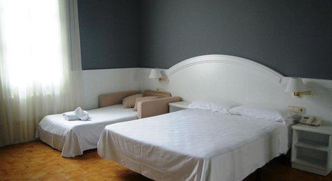 Balneario Vichy Catalan - Guest Room