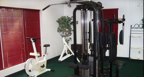 Jameson Inn Oakwood/Gainesville - Health club