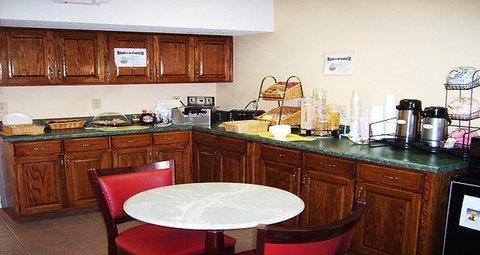 Jameson Inn Oakwood/Gainesville - Restaurant