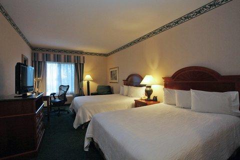 Hilton Garden Inn Chesterton - Spacious Double guest room