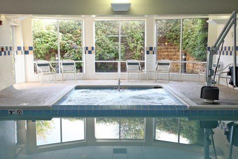 Hilton Garden Inn Chesterton - Indoor Pool