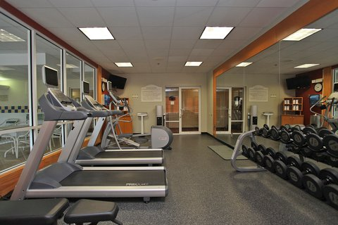 Hilton Garden Inn Chesterton - Fitness Center