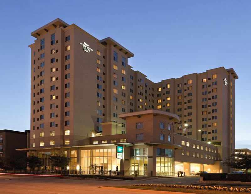 Homewood Suites by Hilton Houston Near the Galleria Kilátás a szabadba