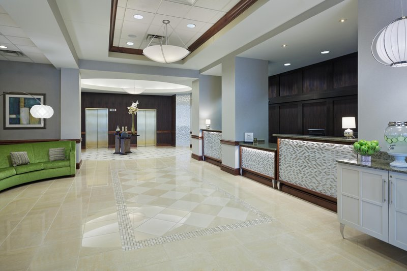 Homewood Suites by Hilton Houston Near the Galleria Előcsarnok