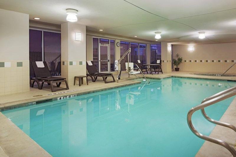 Homewood Suites by Hilton Houston Near the Galleria Kilátás a medencére