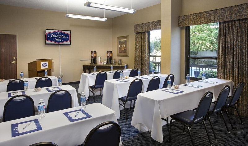 Hampton Inn Metairie Konferenciaterem