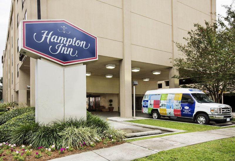 Hampton Inn Metairie Kilátás a szabadba
