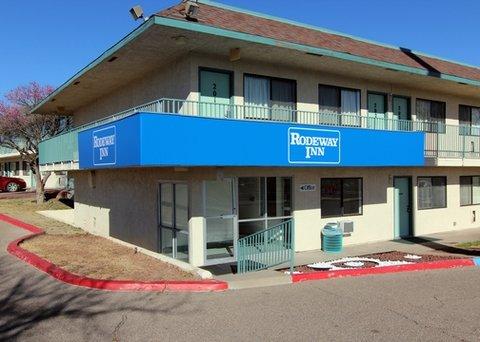 Rodeway Inn Socorro - Exterior