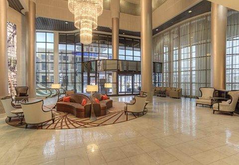 Chattanooga Marriott Downtown - Lobby