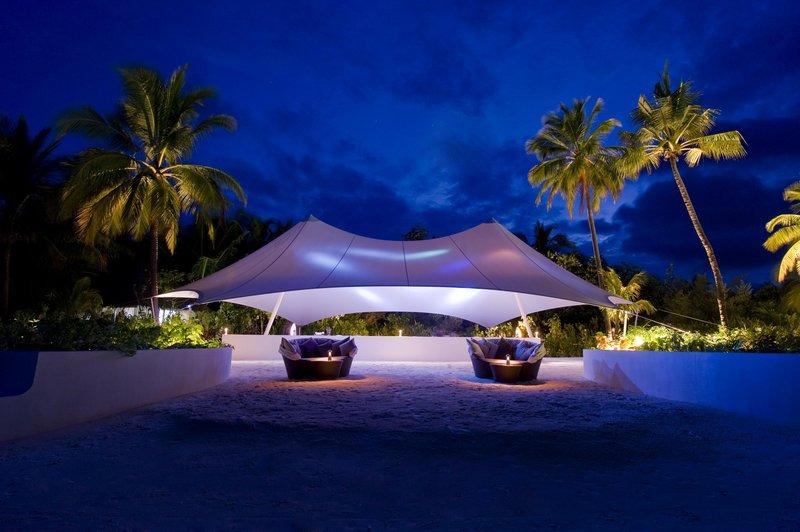Conrad Maldives Rangali Island Restauration