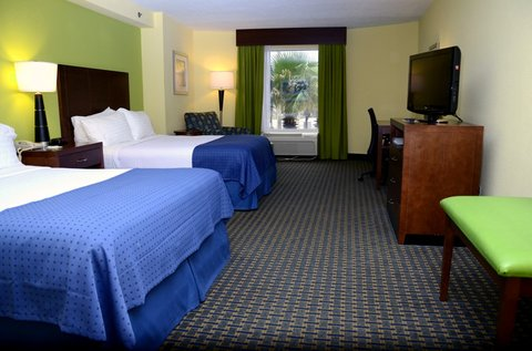 Holiday Inn Hotel And Suites Daytona Beach On The Ocean - 2 Queen Beds City View Non Smoking
