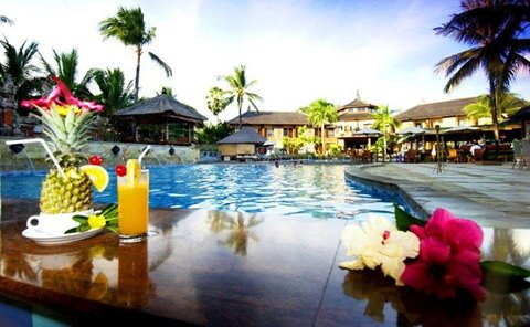 The Jayakarta Bali Residence & Spa Hotel - Pool Area