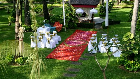 The Jayakarta Bali Residence & Spa Hotel - Garden Wedding