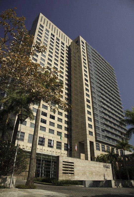 Grand Hyatt Sao Paulo Außenansicht