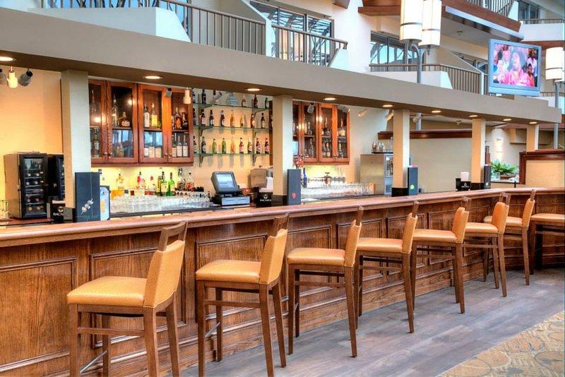 DoubleTree by Hilton Hotel Orlando Airport 酒吧/休息厅