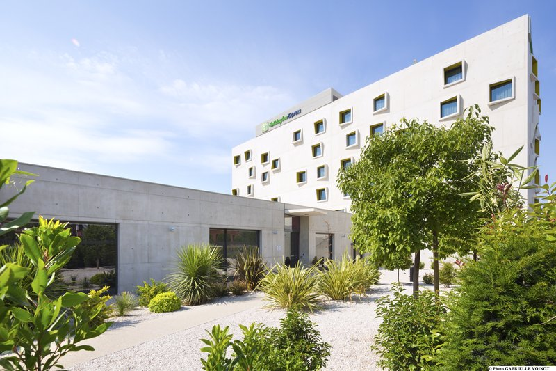 Holiday Inn Express Montpellier - Odysseum Außenansicht