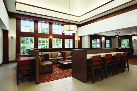 HYATT house Charlotte Airport - Breakfast Area