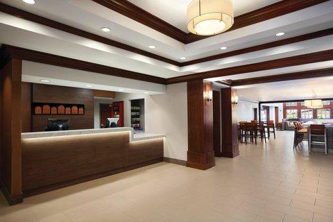 HYATT house Charlotte Airport - Lobby
