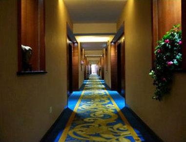 Super8 Hotel Hefei Ma An Shan Lu WanDaSquare - Hallway