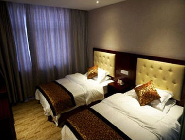 Super8 Hotel Hefei Ma An Shan Lu WanDaSquare - Twin Bedroom