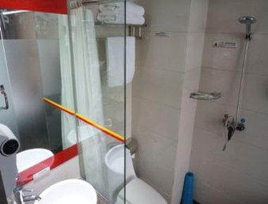 Super8 Hotel Hefei Ma An Shan Lu WanDaSquare - Bathroom