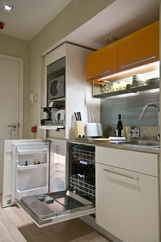 B Aparthotel Grand Place - One Bedroom Apartment