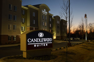 Exterior view - Candlewood Suites Greenville