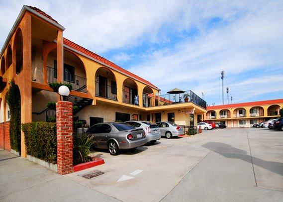 Econo Lodge Glendale Vue extérieure