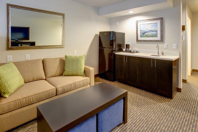 Holiday Inn Express Bellingham Zimmeransicht