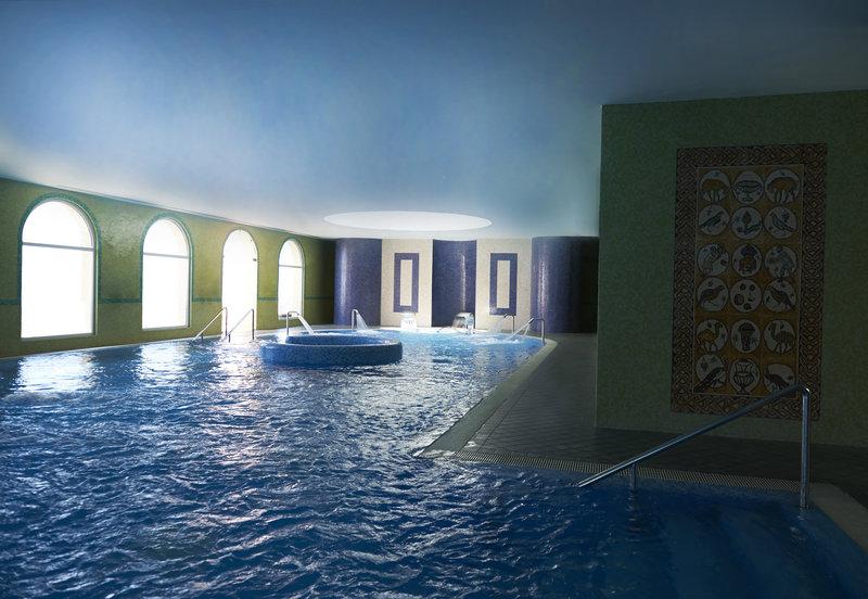Crowne Plaza Jordan - Dead Sea Resort & Spa Wellness-område
