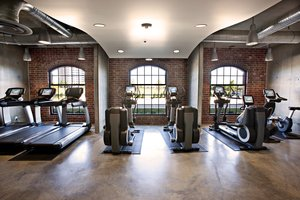 Fitness/ Exercise Room - Nylo Hotel Las Colinas Irving